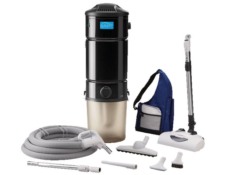 Approved Element Central Vacuum Kit Retailer